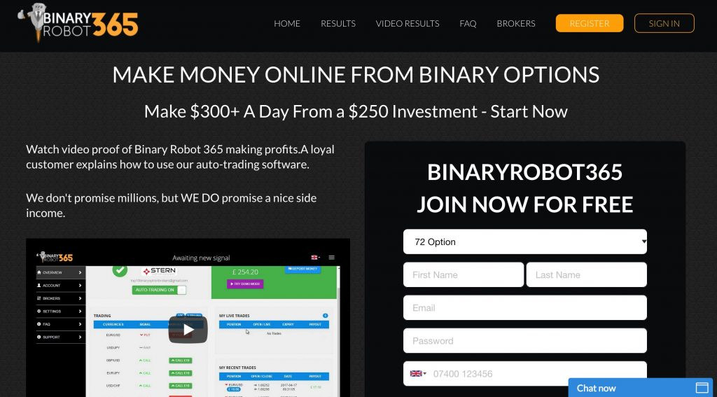 Aaafx binary options review