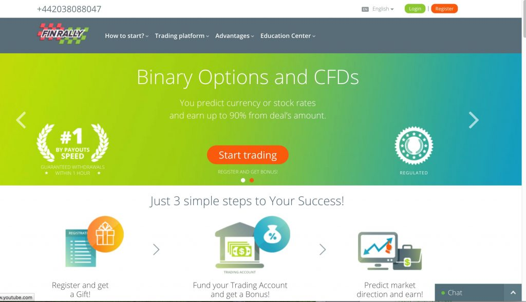 Binary options trading system 2017